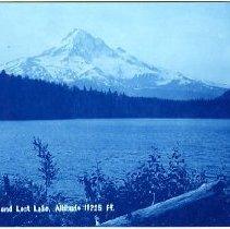 Image of Mt. Hood and Lost Lake