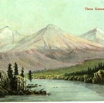Image of Three Sisters, Oregon