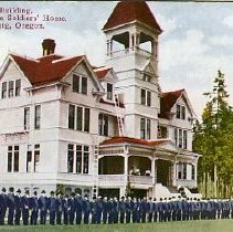 Image of Oregon State Soldiers' Home, Roseburg