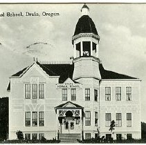 Image of State Normal School, Drain