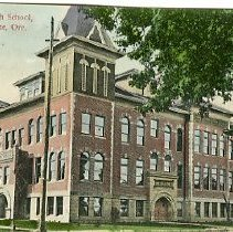Image of High School, Eugene