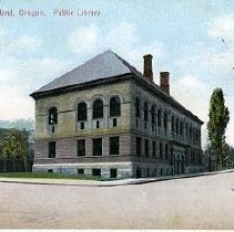 Image of Public Library, Portland, OR