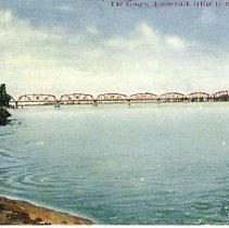 Image of Bridge across the Columbia River