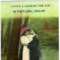Image of Have a longing for you in Portland