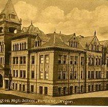 Image of Washington High School, Portland