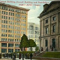 Image of Corbett Building & Post Office, Portland