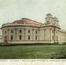 Image of Oriental Building, Portland