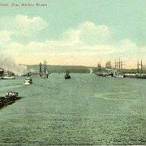 Image of Harbor Scene, Portland