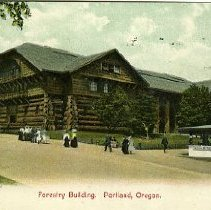 Image of Forestry Building, Portland