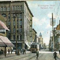 Image of Washingtn Street, Portland