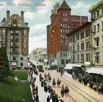 Image of Morrison Street, Portland