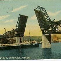 Image of Broadway Bridge, Porttland