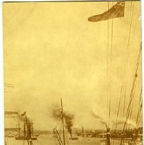 Image of Harbor Scene, Portland, OR
