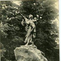 Image of Sacajewea Statue, Portland