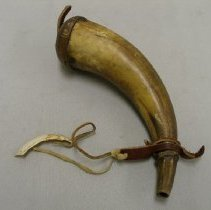 Image of 68.84.2 - powder horn