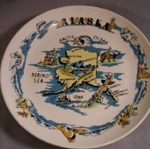Image of 69.14.61 - commemorative plate