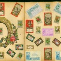 Image of scrapbook