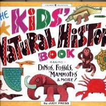 Image of Making dinos, fossils, mammoths & more!. Illustrations by Michael Kline. A Williamson Kids Can! Book. Includes index.  SUMMARY: Arts, crafts, and nature activities explore various elements of the natural world, including ocean life, insects, dinosaur, amphibians and reptiles, birds, mammals, and early man. - book