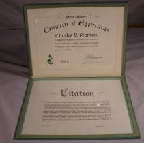 Image of ACHIEVEMENT CERTIFICATE