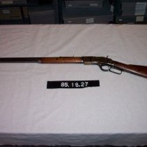 Image of 85.18.27 - long rifle