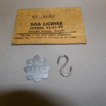 Image of 87.37.874 - License, Animal