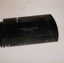 Image of 87.5.13 - comb