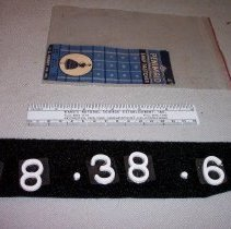 Image of 88.38.16 - card