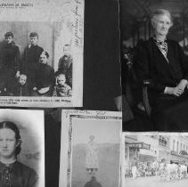 Image of Hill family photos