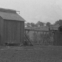 Image of GP5/8.28 - REMARKS:Stearns' hop dryer east of Oakland, OR.  OBJECT DATE:ca 1890's