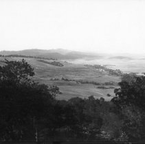 Image of GP8/10.1 - REMARKS:Chenoweth Park; apple and pear orchards. View looking northeast, about 3 miles north of Oakland, OR.