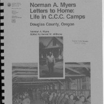 Image of Letters to Home - Myers, Norma