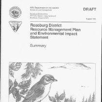 Image of Roseburg District Management