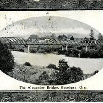 Image of Alexander Bridge, Roseburg
