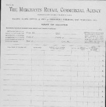 Image of Business form