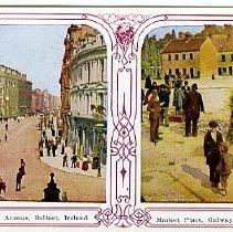 Image of Market Square, Ireland