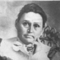 Image of N10079 - REMARKS:Ellen Pariseau, daughter of John and Reinette (Perrault) Larrison. She was born on December 28, 1856, and died February 14, 1921. She was the wife of Louis Pariseau, Sr.
