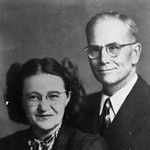 Image of Henry L. and Gertrude (Banik) Goodmanson