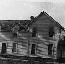 Image of N11013 - REMARKS:The G.B. Laurance Family Home in lower Dillard. The house was built ca. 1903.