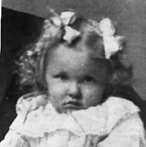 Image of N11073 - REMARKS:Katherine Scherpf Weaver, ca. 1905.  OBJECT DATE:ca. 1905