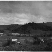 Image of N11344 - REMARKS:Myrtle Creek, Oregon, panorama; ca. 1930.