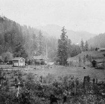 Image of N11842 - REMARKS:Tiller Ranger Station, U.S. Forest Service, Oct. 25, 1926.  OBJECT DATE:Oct. 25, 1926