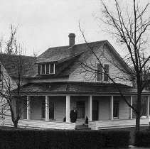 Image of N12292 - REMARKS:The Freeman Poole Brown House