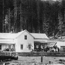 Image of N12440 - REMARKS:William B. Clarke home in Millwood, Or.