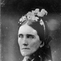 Image of N12500 - REMARKS:Mary Holmer Clinkinbeard. Mother of Susan Clinkinbeard Woodruff.