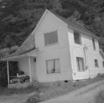 Image of N13156 - REMARKS:Weston Reed house, Gardiner, OR.