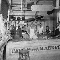 Image of Louis Kohlhagen Butcher Shop, Roseburg, OR