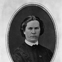 Image of N13505 - REMARKS:Louisa Etta (Canaday) Rice (Mrs. Ica F. Rice). She was the daughter of Henry and Drucilla (Hussey) Canaday. She was born May 29, 1845, and died December 21, 1930.