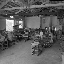 Image of Howard-Cooper Corp. shop interior