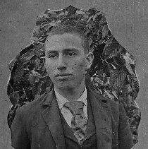 Image of N16975 - James Barton, son of William & Anna Rebecca Barton, 1890's, Cabinet Card