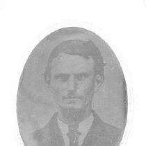 Image of N1809 - REMARKS:Charles Putnam, Jr. DLC. Husband of Rozelle Applegate Putnam, daughter of Jesse Applegate.